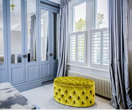 Can you combine blinds and curtains?